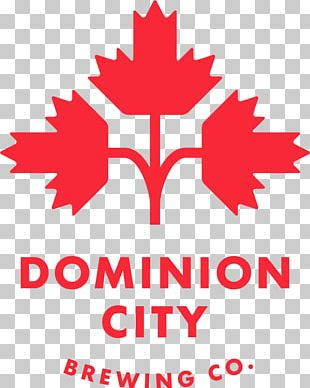 Dominion City Brewing Co. City Brewing Company Beer Brewery Logo PNG