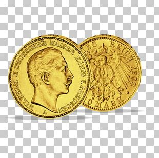 Coin Kingdom Of Prussia German Empire German Emperor PNG