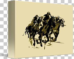 Horse Racing Rectangle PNG