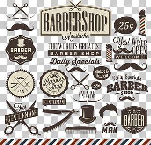 Barber Straight Razor Shaving Beauty Parlour PNG