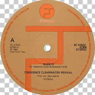 Creedence Clearwater Revival Born On The Bayou Penthouse Pauper Proud Mary-3 Compact Disc PNG