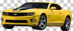 2010 Chevrolet Camaro Bumblebee Car General Motors 2017 Chevrolet Camaro PNG