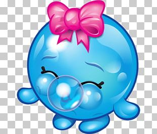 Shopkins Party Game Toy Character PNG