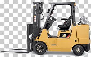 Caterpillar Inc. Forklift Heavy Machinery Material Handling Truck PNG