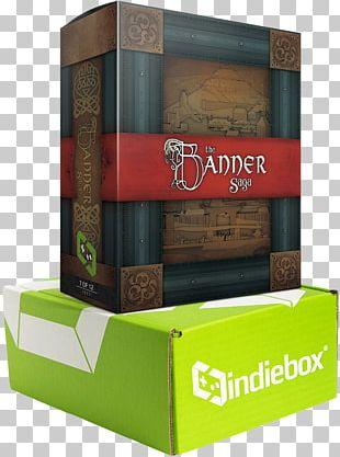 The Banner Saga Indie Game IndieBox Stoic Studio PNG