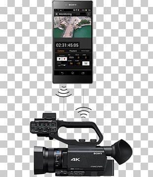 Sony NXCAM HXR-NX80 Video Cameras Sony XDCAM PXW-Z90V Camcorder PNG