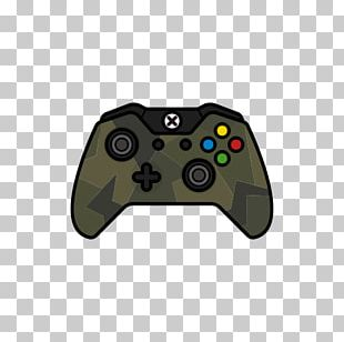 Xbox One Controller Game Controllers Black Xbox 360 Controller PNG