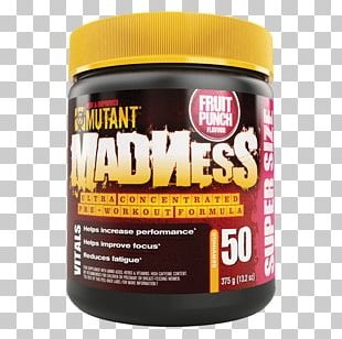Pre-workout Dietary Supplement Mutant Bodybuilding Supplement Mutation PNG