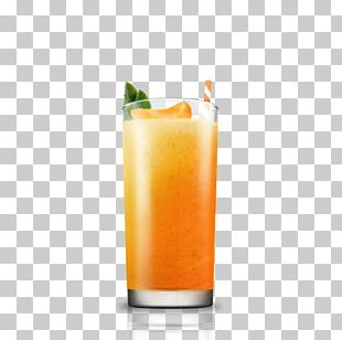 Orange Juice Cocktail Smoothie Appletini PNG