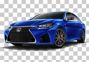 2018 Lexus GS Car Lexus IS Luxury Vehicle PNG