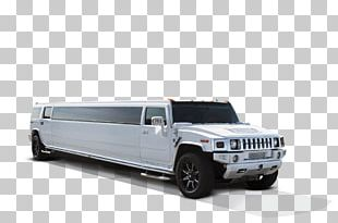 Car Hummer H2 Motor Vehicle Limousine PNG