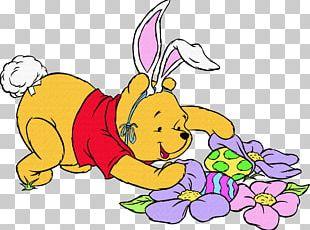 Winnie The Pooh Piglet Eeyore Tigger PNG