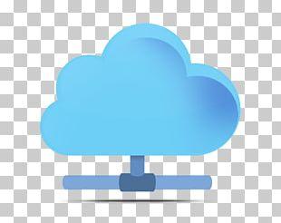 Cloud Computing Internet Icon PNG