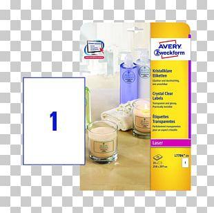 Label Avery Dennison Ring Binder Sticker Adhesive PNG