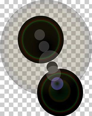 Light Black Camera Lens Icon PNG
