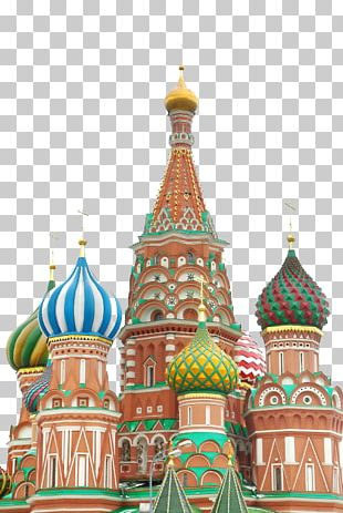 Saint Basils Cathedral Moscow Kremlin Red Square Church Of The Savior On Blood Russian Orthodox Church PNG