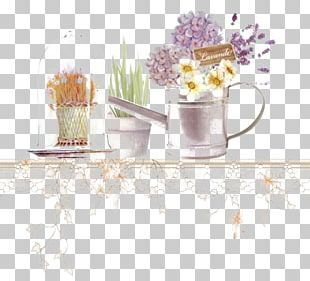 Floral Design Designer Purple PNG