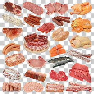 Sausage Meat Steak Bacon Food PNG