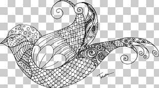 Drawing Bird Line Art YouTube PNG