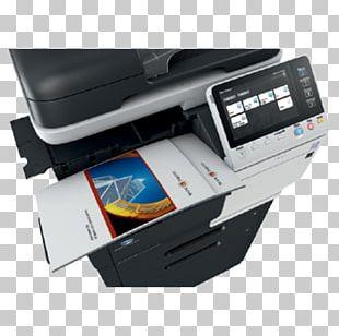 Printer Inkjet Printing Copy Konica Minolta Service PNG