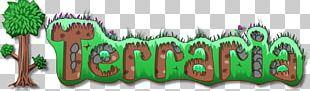 Terraria Minecraft Logo Steam PNG