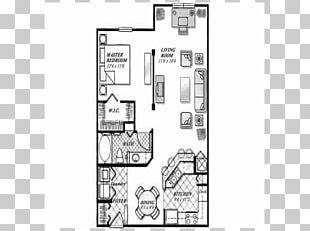 Victoria Place Valencia College University Of Central Florida Apartment Floor Plan PNG
