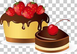 Birthday Cake Christmas Cake Christmas Pudding Chocolate Cake Fruitcake PNG
