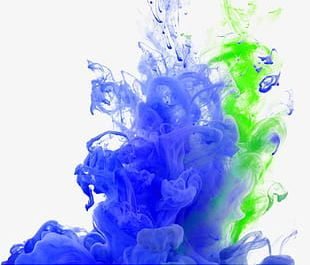 Free To Pull Blue Smoke Material PNG