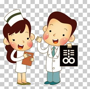 Nursing Animation Physician PNG