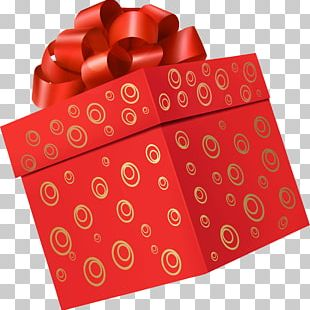 New Year's Day Wish Gift PNG