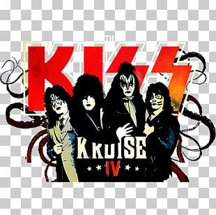 Kiss Grand Central Drums Poster PNG