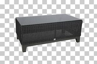 Coffee Tables Wicker Furniture Rectangle PNG