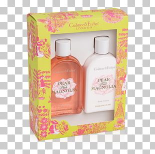 Lotion Bath & Body Works Crabtree & Evelyn Pear Pink Magnolia PNG