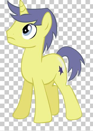 Comet Tail Pony PNG