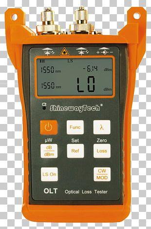 Light Optical Fiber Optical Power Meter Optics Laser PNG
