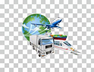 Import Export International Trade Logistics Cargo PNG