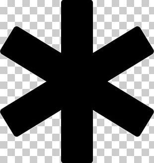 Star Of Life Emergency Medical Services Open Graphics PNG