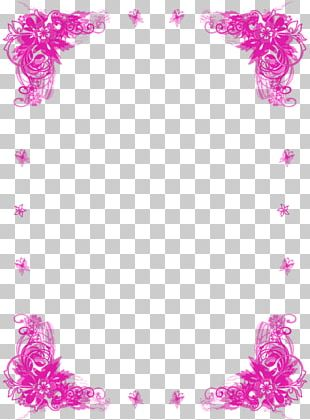 Rose Pink Drawing Notebook PNG