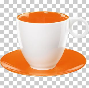 Coffee Teacup Espresso Saucer Tableware PNG