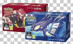 Pokémon Omega Ruby And Alpha Sapphire Pokémon Ruby And Sapphire Pokémon X And Y Pokémon Red And Blue Nintendo 2DS PNG