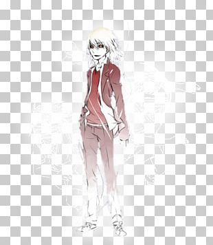 Human Hair Color Character Anime Sketch PNG