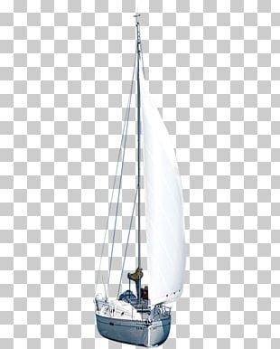 Sailing Ship PNG