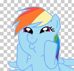 Rainbow Dash My Little Pony Fan Art Drawing PNG