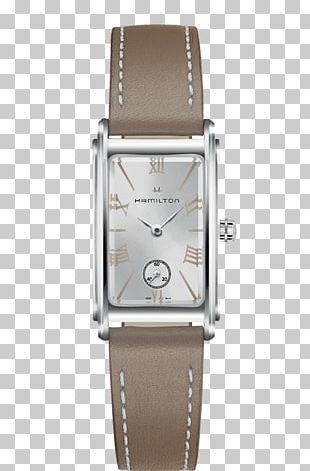 Quartz Clock Ardmore Hamilton Watch Company PNG