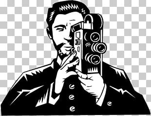 Movie Camera Drawing Cinema Film PNG