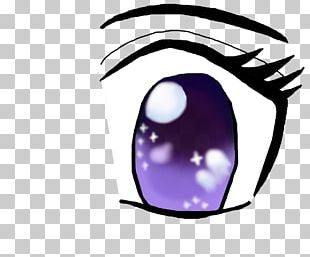 Eye Drawing Anime PNG