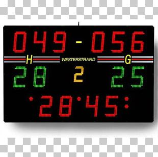 Display Device Westerstrand Urfabrik AB Digital Clock Ice Hockey PNG