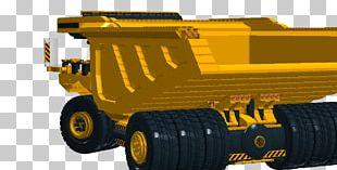 Liebherr T 282B Car Dump Truck Caterpillar Inc. Heavy Machinery PNG