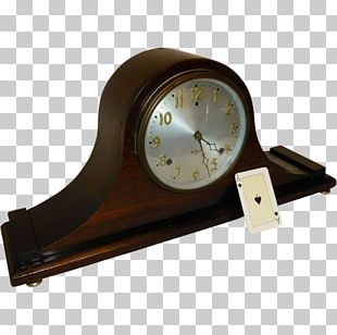 Winsted Gilbert Clock Factory Mantel Clock Antique PNG