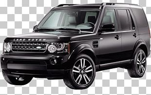 2018 Land Rover Discovery 2017 Land Rover Discovery Car PNG
